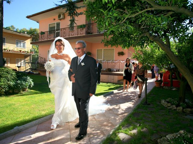 Il matrimonio di mauro e claudia a Manziana, Roma 25