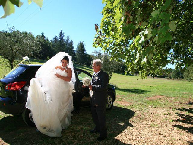 Il matrimonio di mauro e claudia a Manziana, Roma 29