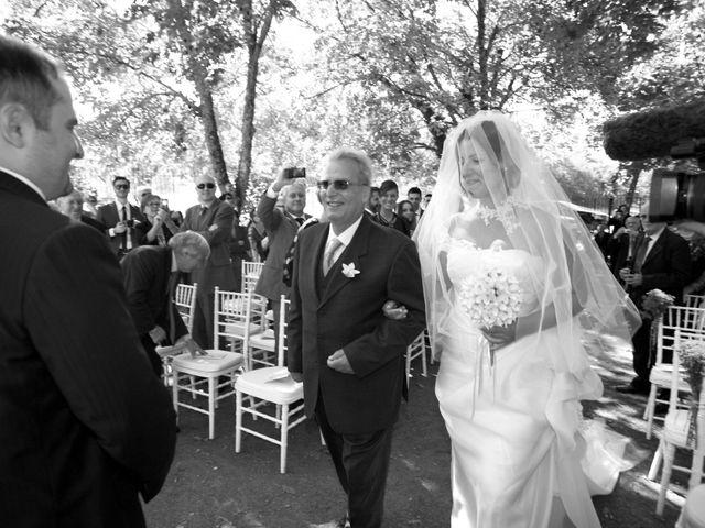 Il matrimonio di mauro e claudia a Manziana, Roma 31