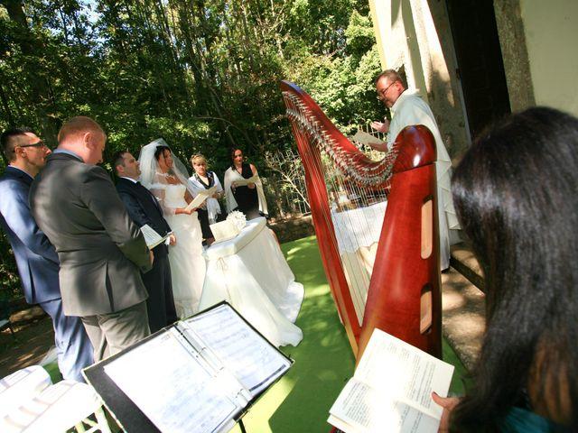 Il matrimonio di mauro e claudia a Manziana, Roma 34