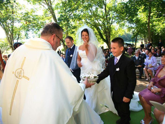 Il matrimonio di mauro e claudia a Manziana, Roma 37