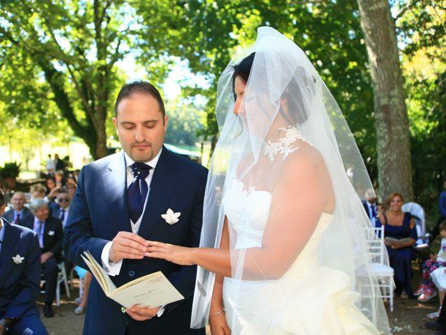 Il matrimonio di mauro e claudia a Manziana, Roma 38