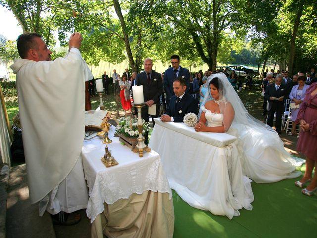 Il matrimonio di mauro e claudia a Manziana, Roma 40