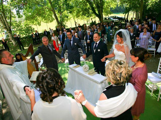 Il matrimonio di mauro e claudia a Manziana, Roma 41