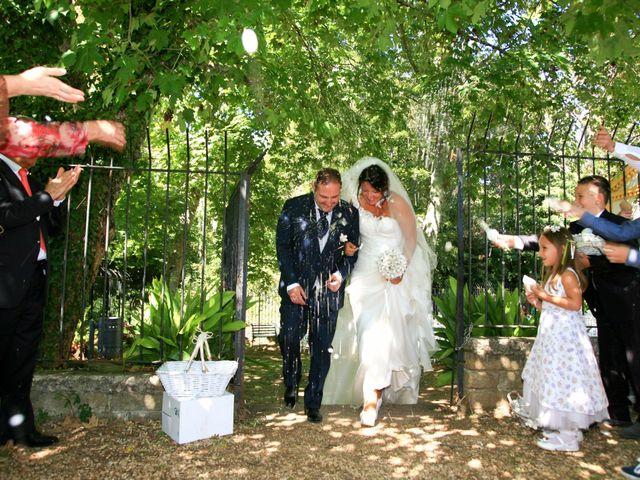 Il matrimonio di mauro e claudia a Manziana, Roma 44