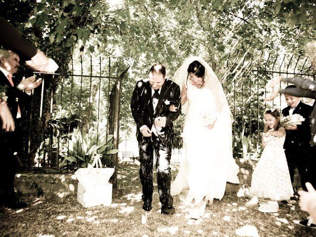 Il matrimonio di mauro e claudia a Manziana, Roma 45