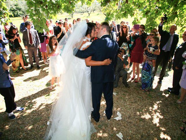 Il matrimonio di mauro e claudia a Manziana, Roma 46