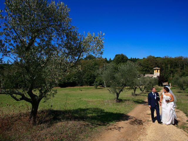 Il matrimonio di mauro e claudia a Manziana, Roma 47