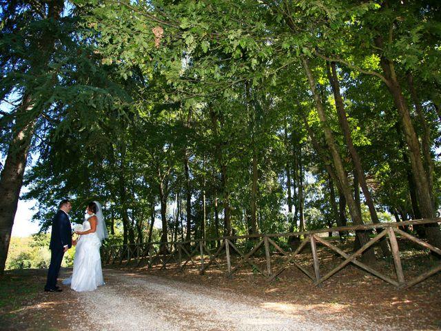 Il matrimonio di mauro e claudia a Manziana, Roma 48