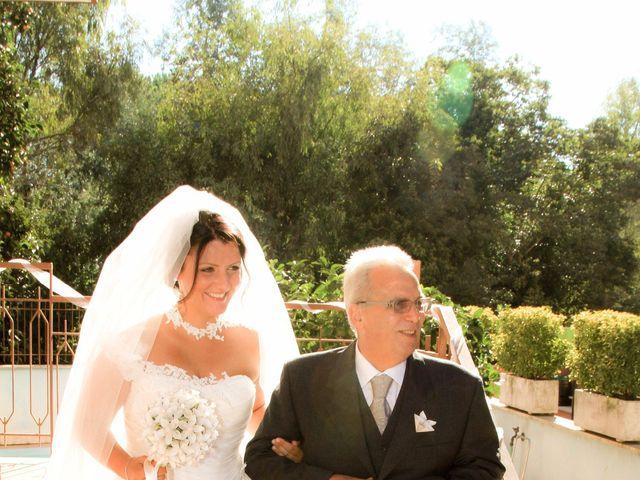 Il matrimonio di mauro e claudia a Manziana, Roma 71