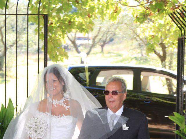 Il matrimonio di mauro e claudia a Manziana, Roma 78