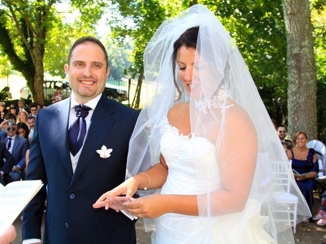 Il matrimonio di mauro e claudia a Manziana, Roma 80