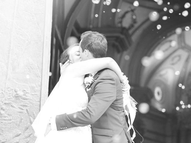 Le nozze di Ludovica e Norman