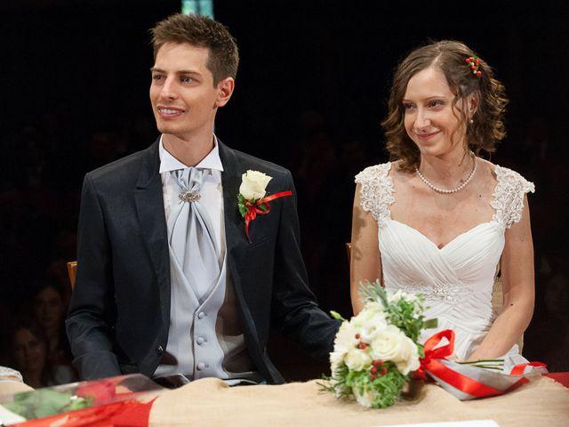 Il matrimonio di Federico e Erica a Rio Saliceto, Reggio Emilia 4