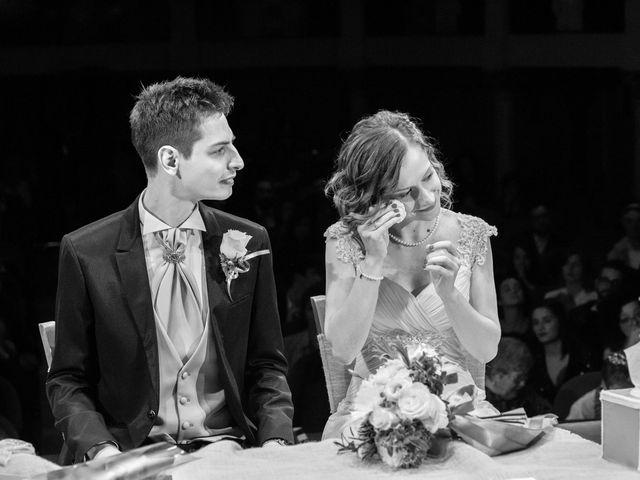 Il matrimonio di Federico e Erica a Rio Saliceto, Reggio Emilia 10