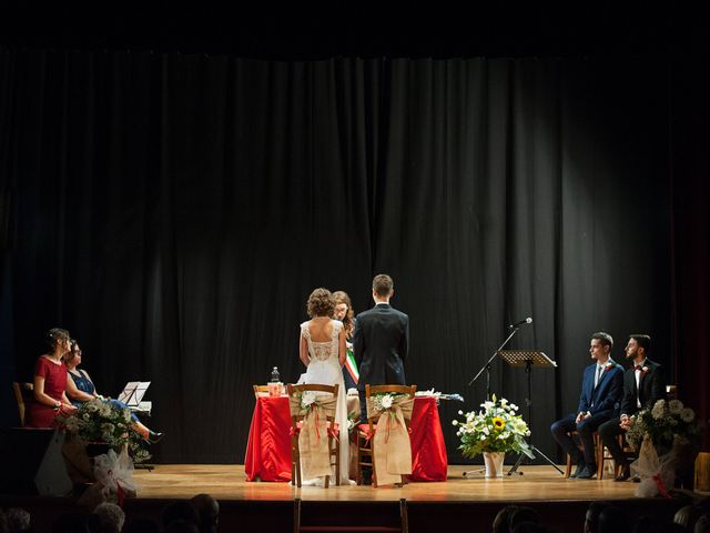 Il matrimonio di Federico e Erica a Rio Saliceto, Reggio Emilia 11