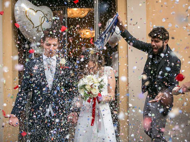 Il matrimonio di Federico e Erica a Rio Saliceto, Reggio Emilia 13