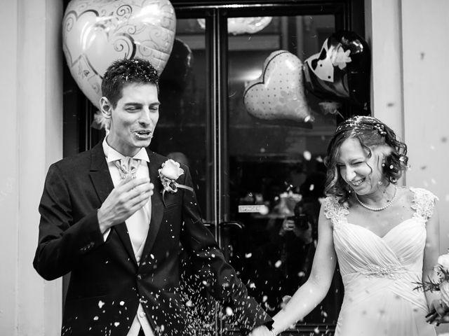 Il matrimonio di Federico e Erica a Rio Saliceto, Reggio Emilia 15