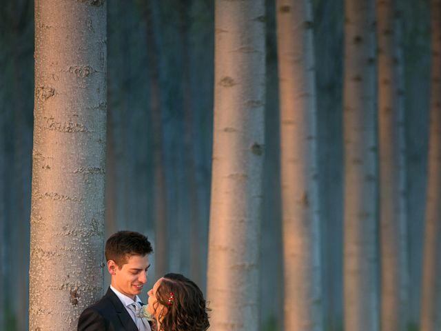 Il matrimonio di Federico e Erica a Rio Saliceto, Reggio Emilia 17