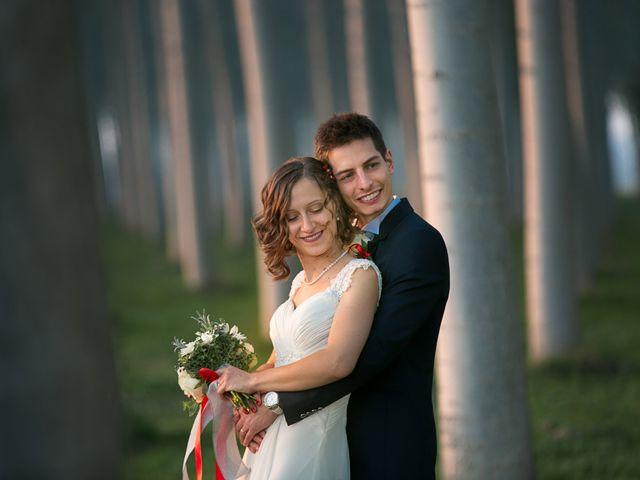 Il matrimonio di Federico e Erica a Rio Saliceto, Reggio Emilia 18