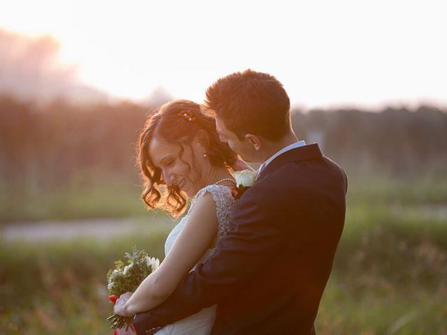 Il matrimonio di Federico e Erica a Rio Saliceto, Reggio Emilia 19