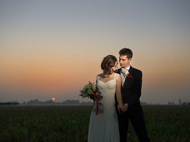 Il matrimonio di Federico e Erica a Rio Saliceto, Reggio Emilia 20