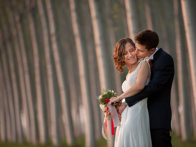 Il matrimonio di Federico e Erica a Rio Saliceto, Reggio Emilia 25