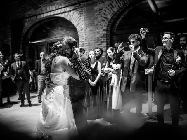 Il matrimonio di Giorgia e Giosia a Torino, Torino 21