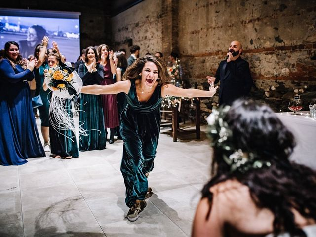 Il matrimonio di Giorgia e Giosia a Torino, Torino 23