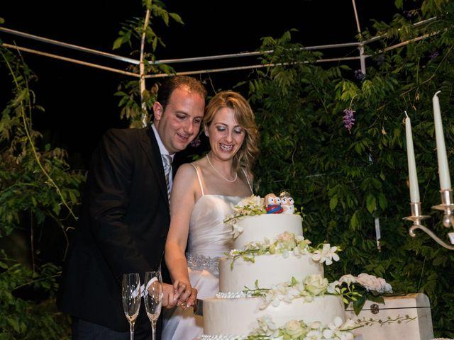 le nozze di Luigia e Salvatore