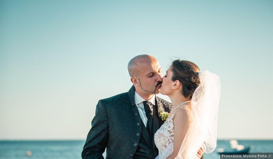 Il matrimonio di Giangaspare e Sara a Trapani, Trapani