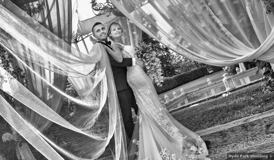 Il matrimonio di Chiara e Marco a Fino Mornasco, Como