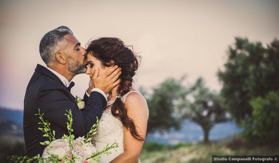 Il matrimonio di Monica e Alessandro a Ascoli Piceno, Ascoli Piceno