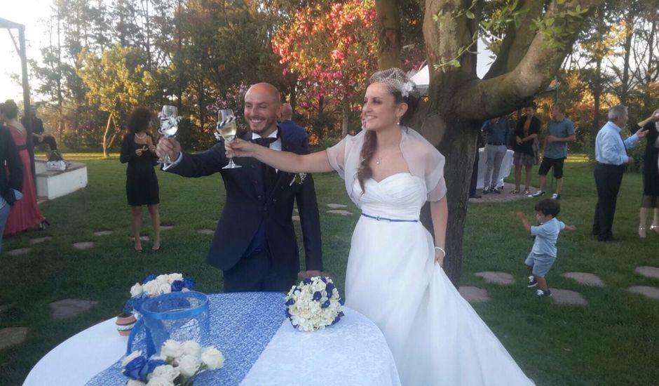Il matrimonio di Kico e Valentina a Oristano, Oristano