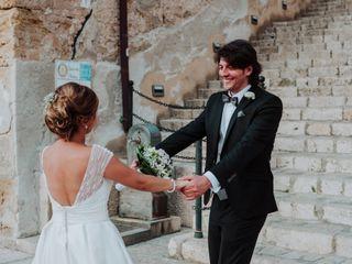 Le nozze di Nina e Andrea
