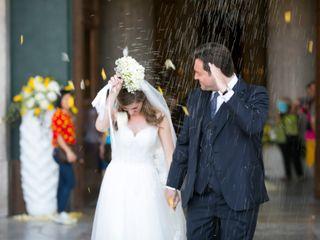 Le nozze di Melania e Andrea