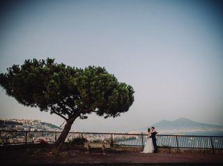 Le nozze di Fabiana e Mario