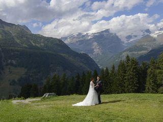Le nozze di Romina  e Matteo