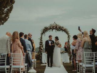 Le nozze di Camilla e Thomas