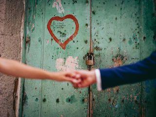 Le nozze di Domenico e Anna