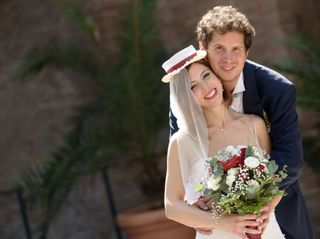 Le nozze di Federico e Arianna