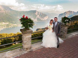 Le nozze di Pamela e Domenico