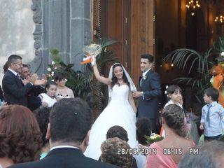 Le nozze di Maria Grazia e Gianluca