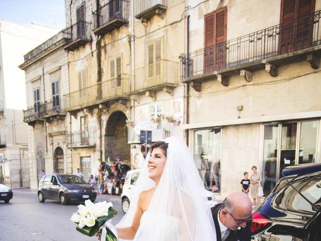 Il matrimonio di Nino e Rossella a Alcamo, Trapani 33