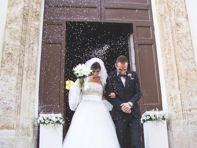 Il matrimonio di Nino e Rossella a Alcamo, Trapani 37
