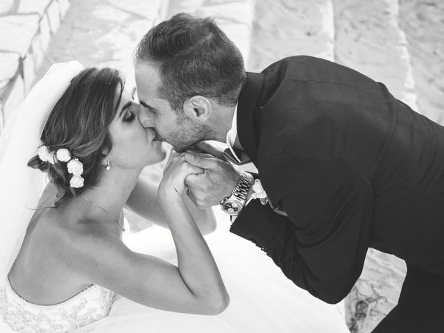Il matrimonio di Nino e Rossella a Alcamo, Trapani 38