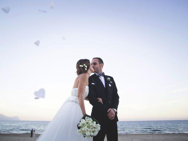 le nozze di Rossella e Nino