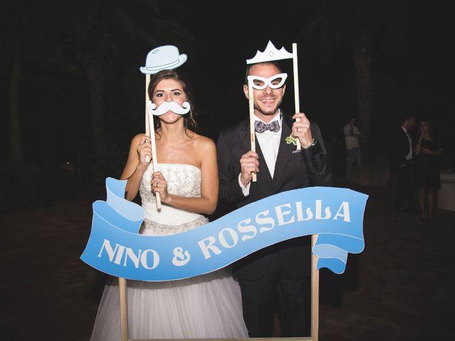 Il matrimonio di Nino e Rossella a Alcamo, Trapani 52