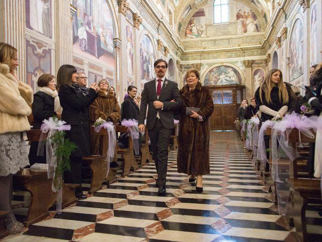 Il matrimonio di Matteo e Alessandra a Fara Gera d'Adda, Bergamo 7