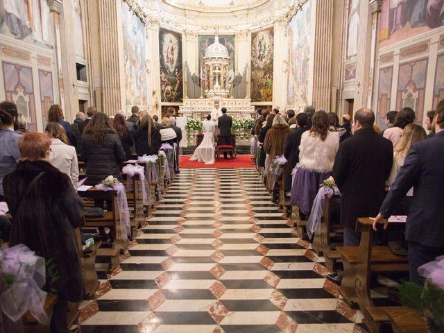 Il matrimonio di Matteo e Alessandra a Fara Gera d'Adda, Bergamo 8
